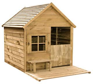 JENNA Holz Kinderspielhaus