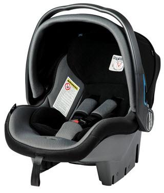 Peg Perego Testsieger Gruppe 0 + Babyschale Primo Viaggio SL