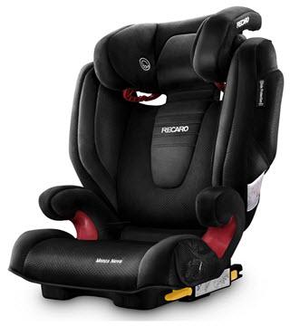 RECARO Monza Nova 2 Seatfix Autositz Gruppe 2/3 (15-36 kg)