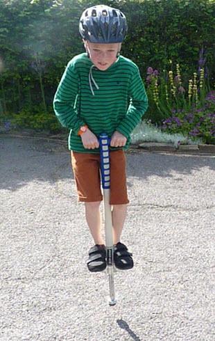 XNFit Pogo Stick