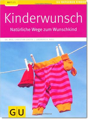 Buchempfehlung - Kinderwunsch Fruchtbarkeit natürlich steigern