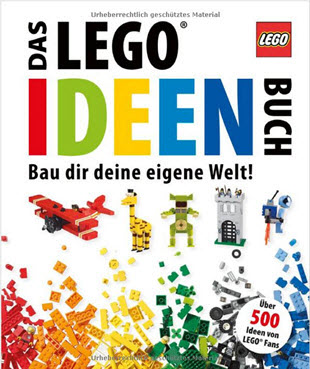 LEGO Bauanleitungen Ideen Buch